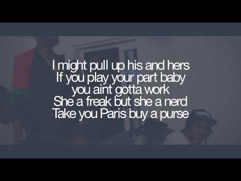 Yxng Bane X Young Adz & Dirtbike LB (D-Block Europe) - Gucci Mane Lyrics Video