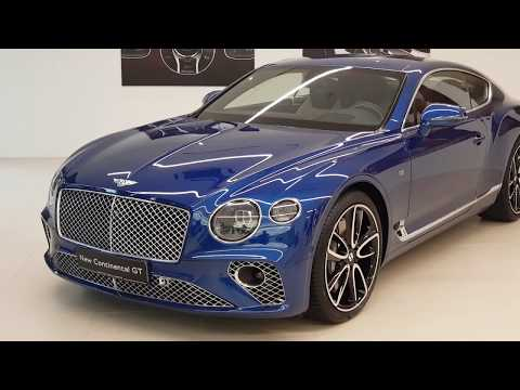 2018 Bentley Continental GT W12 First Edition In Depth Walk Around Review | EvoMalaysia.com