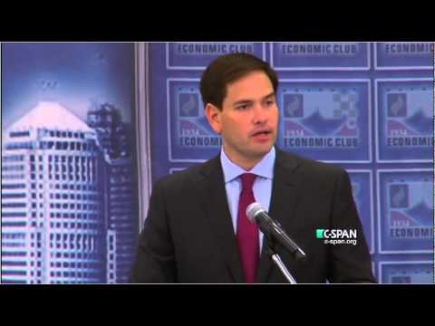 Marco Rubio: Building a New American Economy | Marco Rubio for President