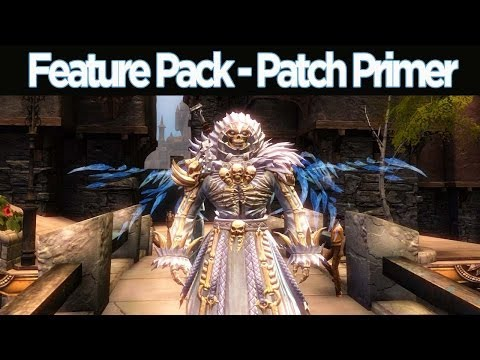 Feature Pack Patch Primer (Tips to get you started) - Guild Wars 2