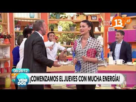 Martín baila el pachi pachi | Bienvenidos