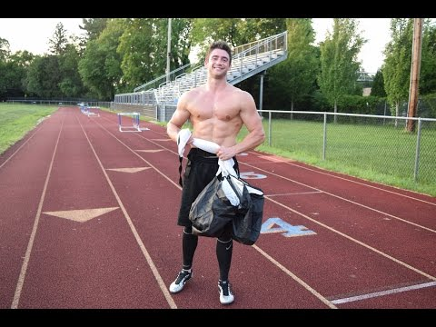 HIIT Cardio at the Track (FOR FAT LOSS)