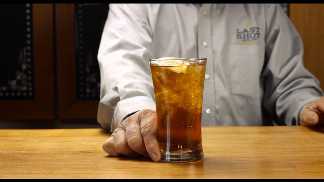 Last Shot Distillery | Quick N Easy Cocktails - Bourbon Iced Tea