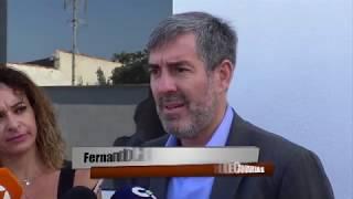 Inauguración vivienda tutelada de la fundación Funcasor en La Matanza de Acentejo