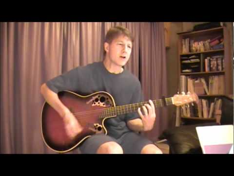 Gonna Lift You Up by Jonathan Butler (acoustic cover)