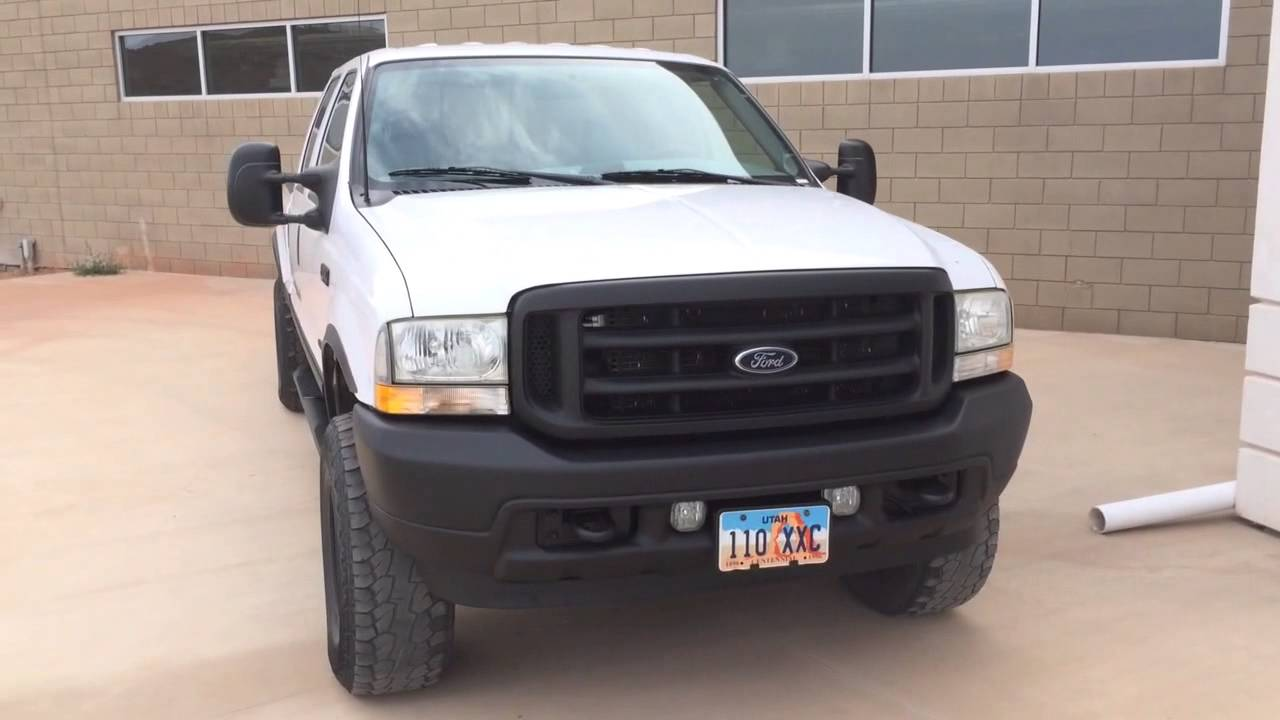 Plasti Dip Emblems >> Ford F-250 plasti dipped matte black - YouTube