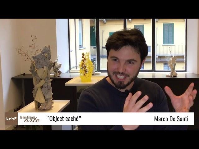 Objet caché - Marco De Santi