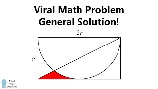 Viral Math Problem From China - How To Solve With A Simple Formula!
