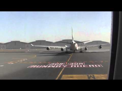 Emirates Private Suite,777-ER, Part 2