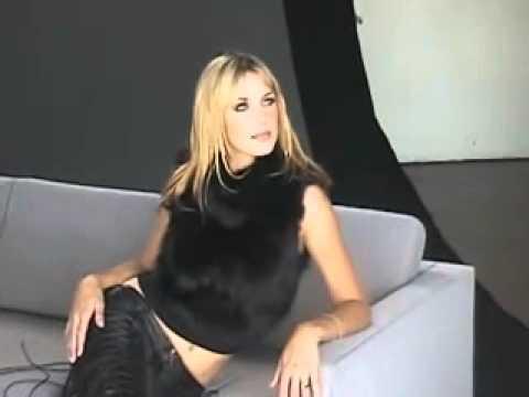 Arianne ZuckerBTS photo shoot