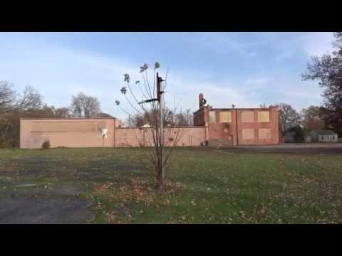 Closed Luna Pier Elementary School UPDATE