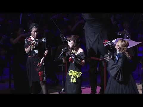 「Hymn No.109」Silent Night, Holy Night(2017 川村ゆみ、平田志穂子、Lyn)