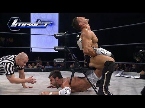 Robbie E vs. Jessie Godderz in a Street Fight (Jul. 8, 2015)