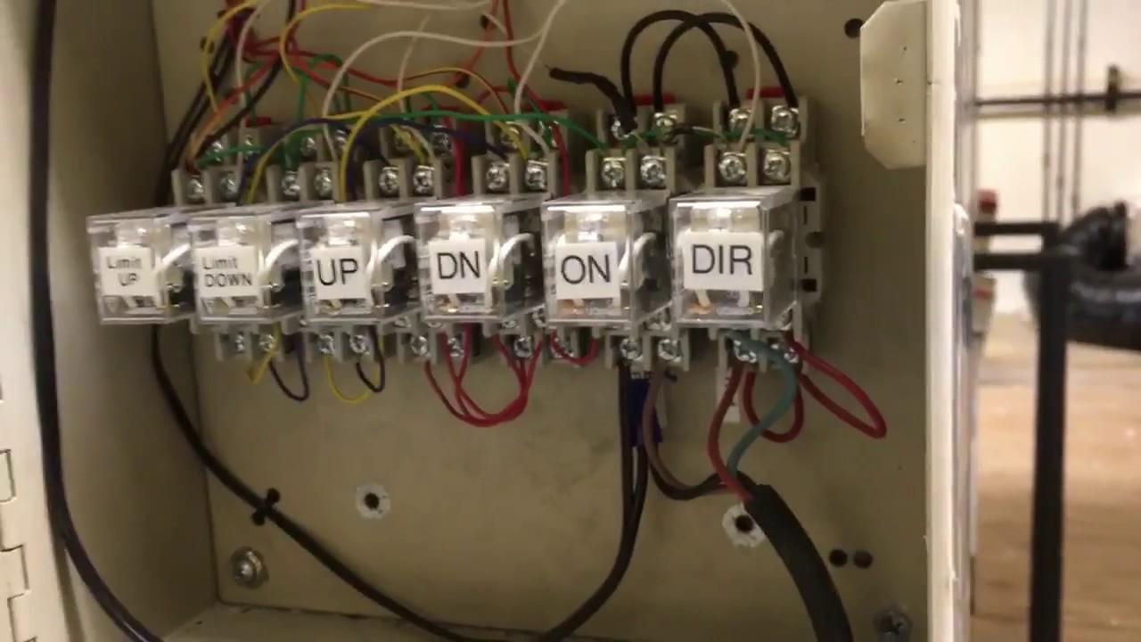 hight resolution of harbor freight hoist dumb waiter elevator youtube wiring diagram residential elevator dumbwaiter wiring diagram