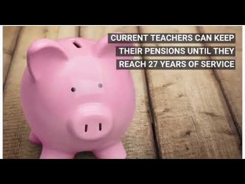 Kentucky pension reform Five key points in Gov  Matt Bevin's new plan