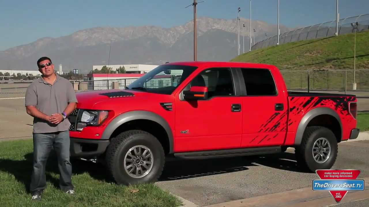 2011 ford f150 raptor review