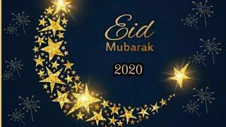 Eid Mubarak Greetings 2020 - Eid Mubarak Whatsapp Status - Eid Al Fitr Mubarak