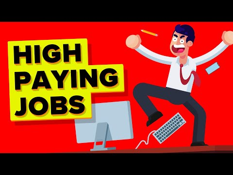 Highest Paying Jobs That Can Never Be Outsourced