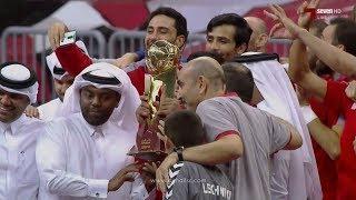 تتويج الدحيل بلقب كأس قطر لكرة اليد 2018