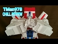 FANS TOYS FT-10 PHOENIX TRANSFORMERS MASTERPIECE SKYFIRE/JETFIRE CHILL REVIEW