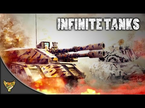 Infinite Tanks (by Atypical Games) - iOS/Android - HD Gameplay Trailer