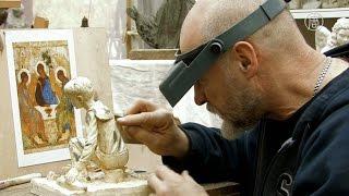 Скульптор продолжает традиции петербургской школы (новости)