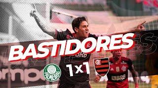 BASTIDORES - Palmeiras 1 x 1 Flamengo   Brasileiro 2020