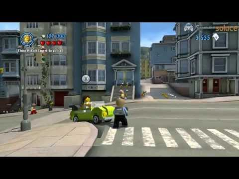 Let's Play LEGO City Undercover -Wii U- (Part 4)