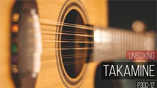 TAKAMINE P3DC-12 | Unboxing & Review