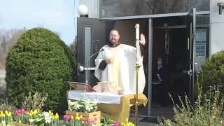 Sermon for Easter Sunday- 4/4/21