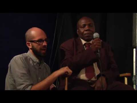 Conflict Minerals Panel at Congo in Harlem 2011 (Oct 16th event)