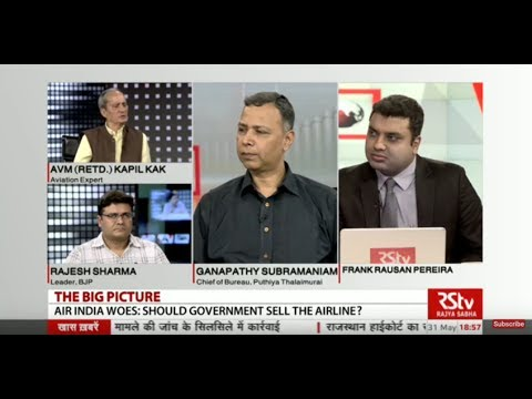 The Big Picture - Should govt exit Air India?