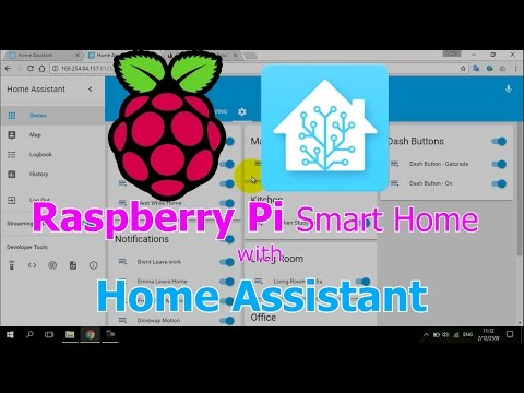 Raspberry Pi Projects: Raspberry Pi Smart Home Automation with Home
