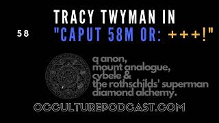 58. Tracy Twyman // Q Anon, Mount Analogue, Cybele & the Rothschilds' Superman Diamond Alchemy
