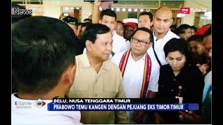 Prabowo Rayakan Natal di Atambua dan Temu Kangen Pejuang Eks Timor-timur - iNews Malam 27/12