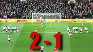 Manchester United v Tottenham Premier League 4 Dec 2019