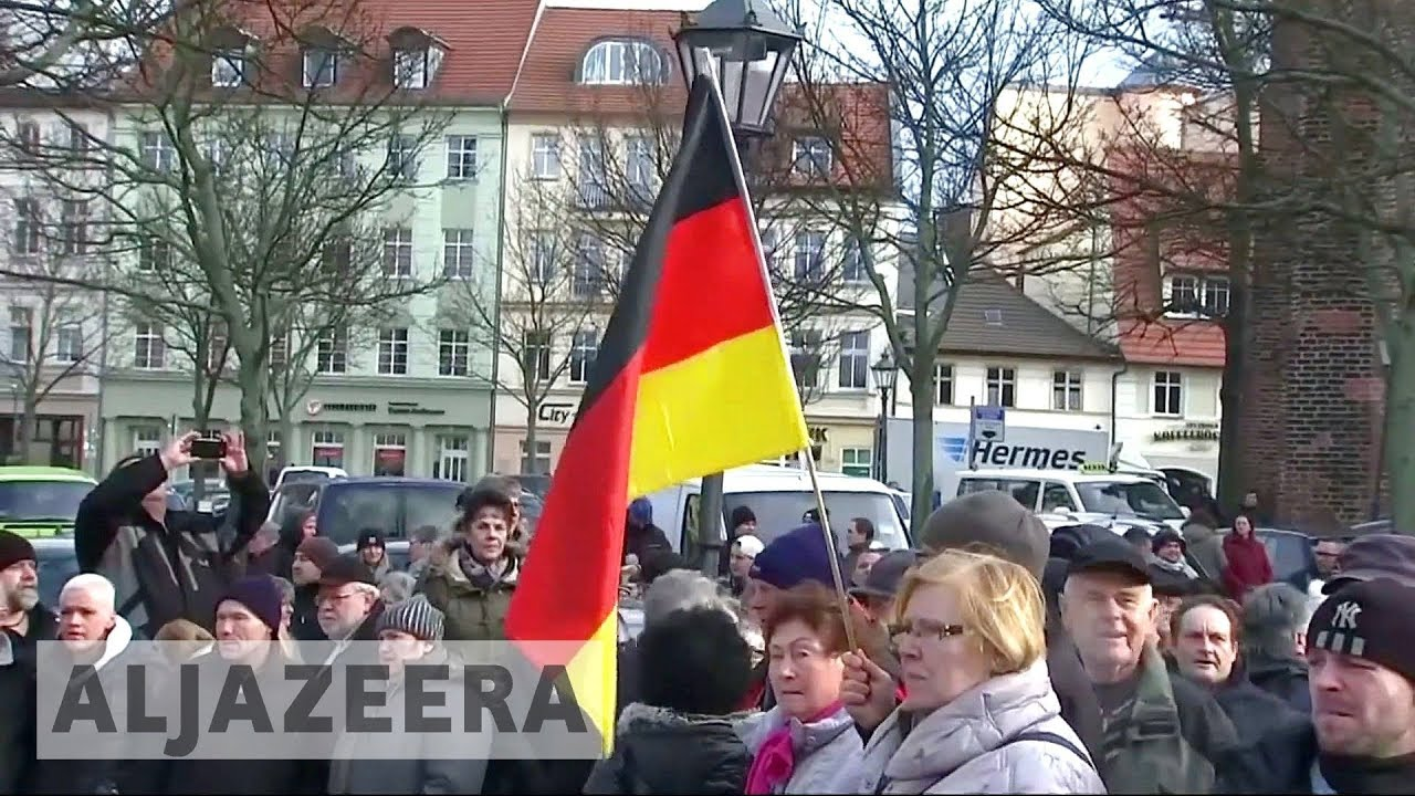 🇩🇪 Germany's Cottbus refusing any more refugees