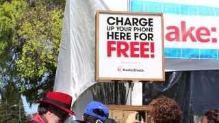 Maker Faire Bay Area - RadioShack