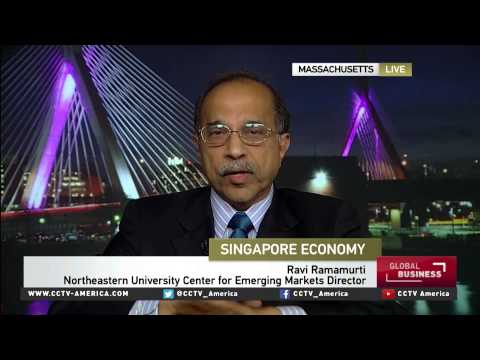 Business professor Ravi Ramamurti discusses Singapore's economy
