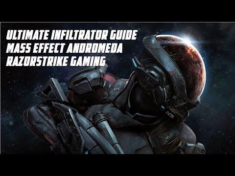 Mass Effect  Caster Sentinel Build