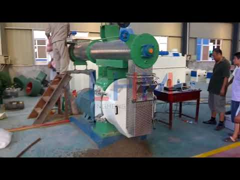 SZLH Animal feed pellet machine feed pellet mill feed making machine