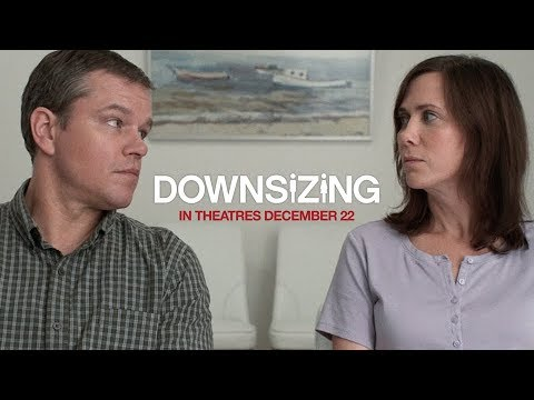 """Download Downsizing (2017) - """"Yes Or No"""" Clip - Paramount Pictures"""