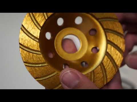 Kseibi Concrete Grinding Wheel