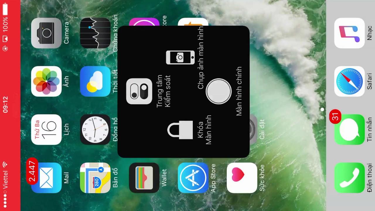 Hướng dẫn cài video làm màn hình khoá cho iphone (có touch 3d) chưa jailbreak