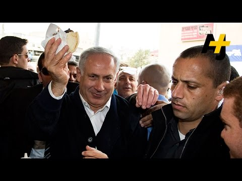 Food Fight: Israel Invented Hummus, Falafel And Shawarma
