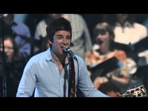 Noel Gallagher's High Fliying Birds - Don't Look Back In Anger - Live At The O2 [1080i]