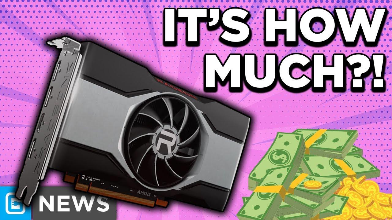AMD ANNOUNCED A New Gaming GPU!