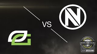 OpTic Gaming vs Team EnVyUs - CWL Global Pro League Stage 2 - Group Green - Day 1