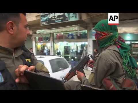 Kurdish forces in Manbij don't fear Erdogan