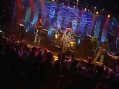 Living Colour - Desperate People On Stage at World Cafe live